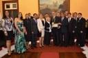 Câmara Municipal realiza Sessão Solene