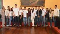 I Câmara Jovem realiza última Sessão de 2014 e inaugura sua Galeria