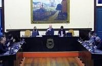 Sessão da Câmara tem congratulações pelo centenário da Sra. Maria de Ávila Ribas